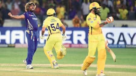 IPL 2019 final, csk vs mi, Chennai Super Kings, mumbai indians, IPL final, Mumbai Indians, malinga, shardul thakur, IPL final, IPL winners, Sports news, Indian Express