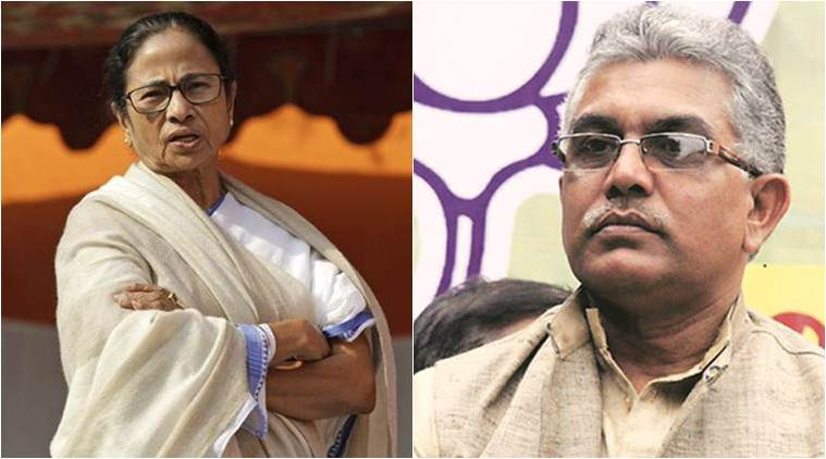 West bengal Lok sabha elections results, west bengal lok sabha elections, trinamool congress, tmc, bjp, anti-bjp votes, cpim, lok sabha election results, lok sabha elections, indian express