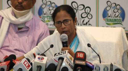 West Bengal CM Mamata Banerjee alleges BJP creating rift in state