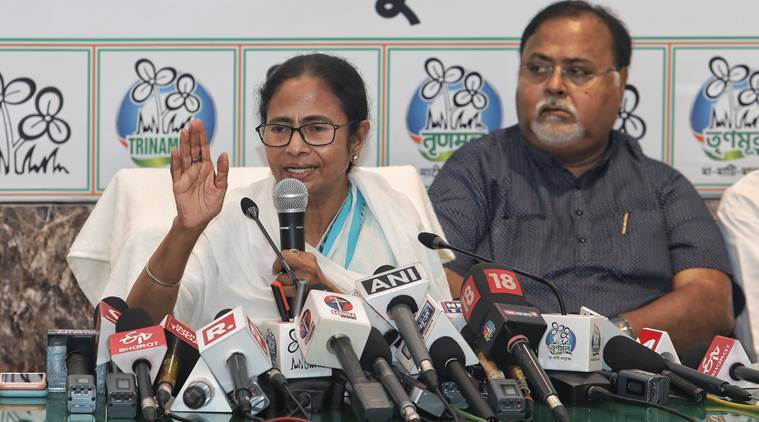 Lok sabha elections results, Lok sabha elections 2019, election news, west bengal news, mamata banerjee, cpim, TMC, bjp,