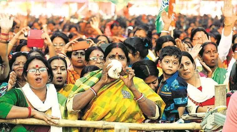 lok sabha elections, West Bengal, Mamata Banerjee, Mamata Banerjee lok sabha elections, Mamata Banerjee on Narendra Modi, TMC, BJP, bengal vilence, bengal polling, general elections, election news, decision 2019, lok sabha elections 2019, indian express