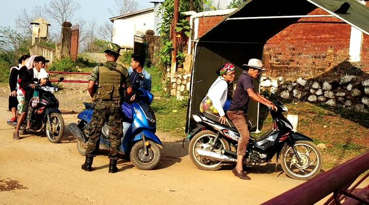 Manipur: Security beefed up along Indo-Myanmar border