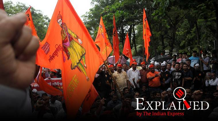 maratha quota verdict, Maratha quota, maratha quota agitation, maratha reservation, maratha quota explained, Maratha reservation explained, express explained, indian express