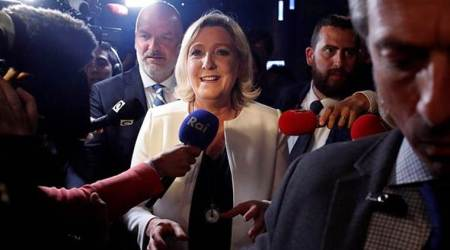 French far right makes demands of Macron
