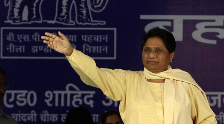 Outsiders threatening voters in Varanasi: Mayawati