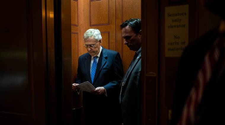 'Case losed': McConnell urges Congress to move on from Mueller report
