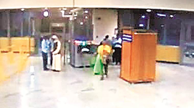 terrorists, Sri lanka blasts, Sajid Khan, Bengaluru suspected terrorist, Majestic Metro Station, Indian express