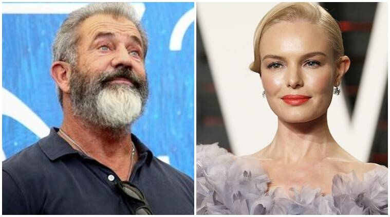 Mel Gibson, Kate Bosworth to star in Force of Nature
