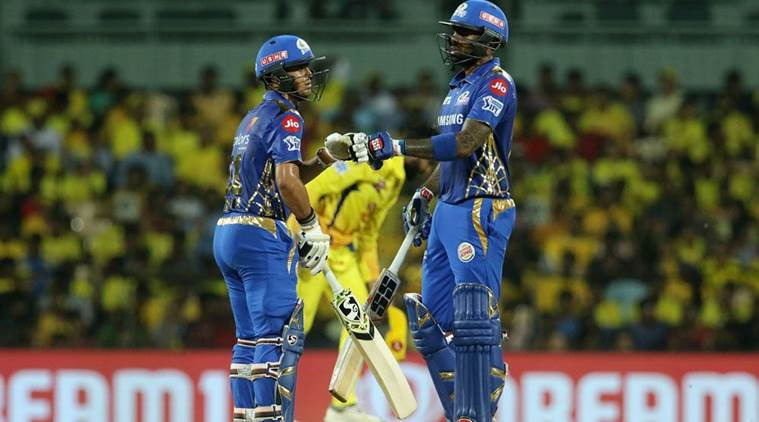 ipl 2019, mi vs csk, mi vs csk result, mi vs csk highlights, mumbai vs chennai, mumbai indians, chennai super kings, cricket news, indian express news