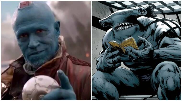 Michael Rooker to play King Shark in The Suicide Squad?