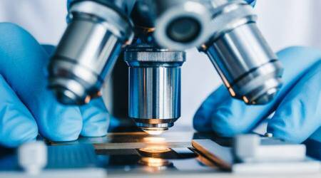 microscope, health research indian express,