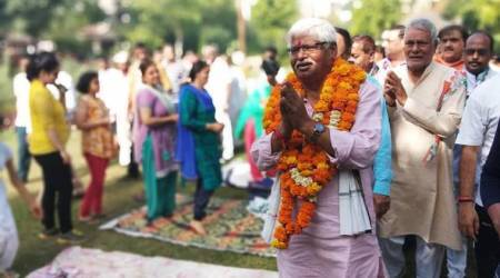 Congress-AAP alliance never mattered, will focus on West Delhi campus: Mahabal Mishra