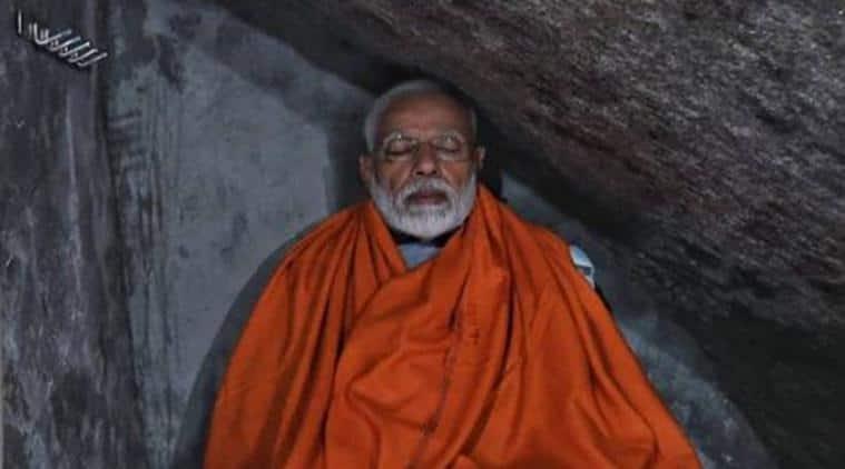 Uttarakhand CM Trivendra Singh Rawat asks Modi critics to spend day at Kedarnath cave