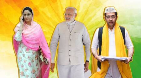 lok sabha elections 2019, lok sabha polls 2019, Decision 2019, election news, Modi, Shruti Sancheti, Raghav Chadha, AAP, BJP, Agatha Sangma, Tura, Pawan Sachdeva, Stylish Politician, style icon, fashion, designers, indianexpress.com, indianexpressonline, indianexpress, Vandy Mehra, Studio By Janak, lifestyle, bandhgala, Modi Jacket, khadi bundi, khadi, natural fibre, cotton