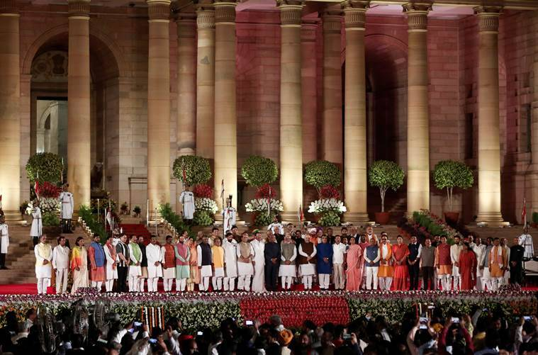 modi cabinet, modi new cabinet, full list of modi cabinet, full list of modi council of ministers 2019, 2019 council of ministers narendra modi, narendra modi council of ministers 2019, 2019 union cabinet, union cabinet 2019, new ministers in modi cabinet, modi swearing in