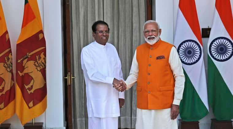 PM Modi to visit Sri Lanka in June, President Sirisena ...