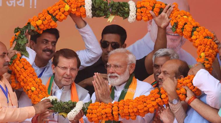 Sam pitroda, narendra Modi, PM Modi on Sam Pitroda, Congress, anti-sikh riots, rahul gandhi, sam pitroda hua to hua remark, anti-sikh remarks, 1984 anti-sikh riots, lok sabha elections, 2019 lok sabha elections, indian express