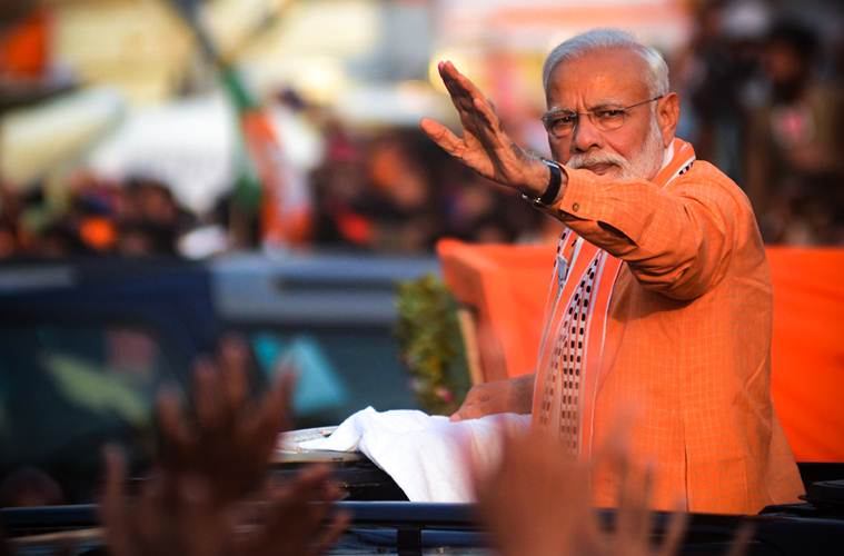 narendra modi, pm narendra modi, pm modi, modi, narendra modi interview, narendra modi interview, narendra modi interview to Indian express, pm modi interview, pm modi interview to Indian Express, modi interview indian express, modi interview indian express, indian express, lok sabha elections, lok sabha elections 2019