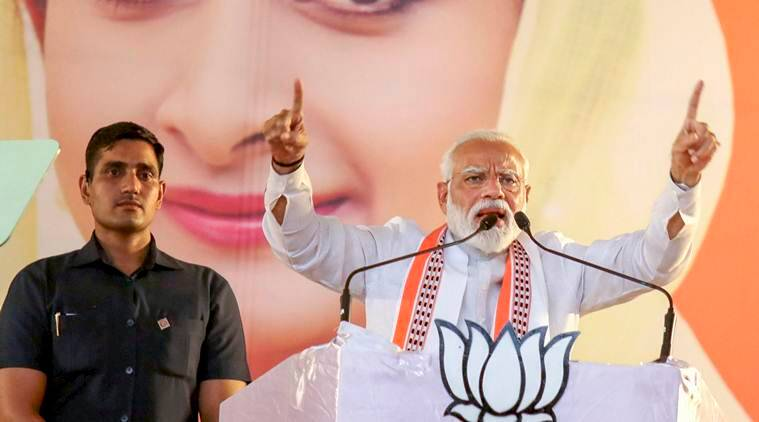 'Hua to hua' remark: Why is naamdar pretending, asks PM Narendra Modi