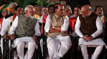 Rajnath Singh, Defence Minister, rajnath in Madagaskar, Mozambique, India Madagascar relations, World News, Indian diplomacy, India news, Indian Express