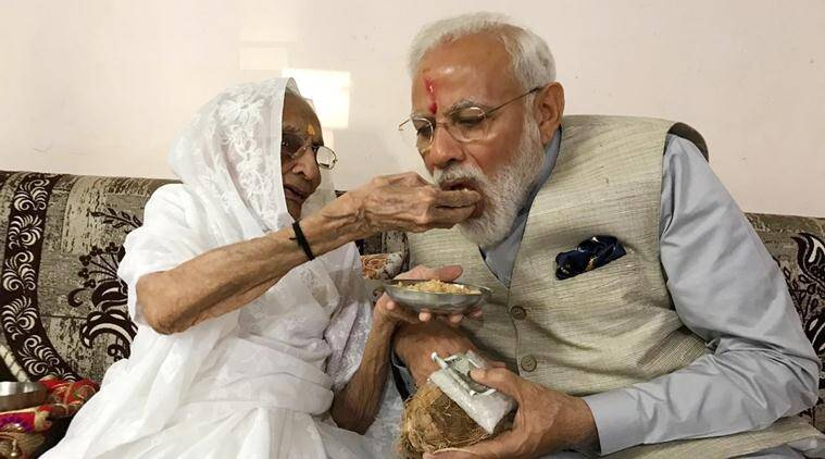 PM Modi to seek blessings from mother tomorrow, visit Varanasi next to thank voters