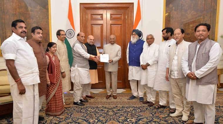 election results, Lok sabha, new cabinet, Narendra Modi, BJP, Qamar Javed Bajwa, Indian Express
