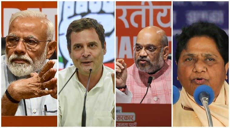 Narendra Modi, Modi press conference, Modi pc, Modi aMIT Shah, Amit Shah, Rahul Gandhi, Mayawati, Elections 2019, 2019 Elections, Lok Sabha elections 2019, BJP Congress, Mayawati BSP, BSP SP, Akhilesh Yadav, Indian Express, latest news