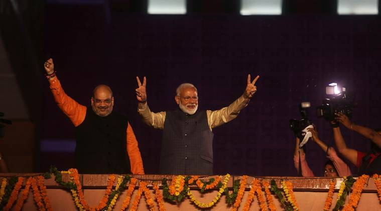 lok sabha elections 2019, lok sabha elections bjp win, time article on narendra modi, modi win foreign media reaction, new york times modi win reaction, opposition alliance, congress, bsp, kanhaiya kumar