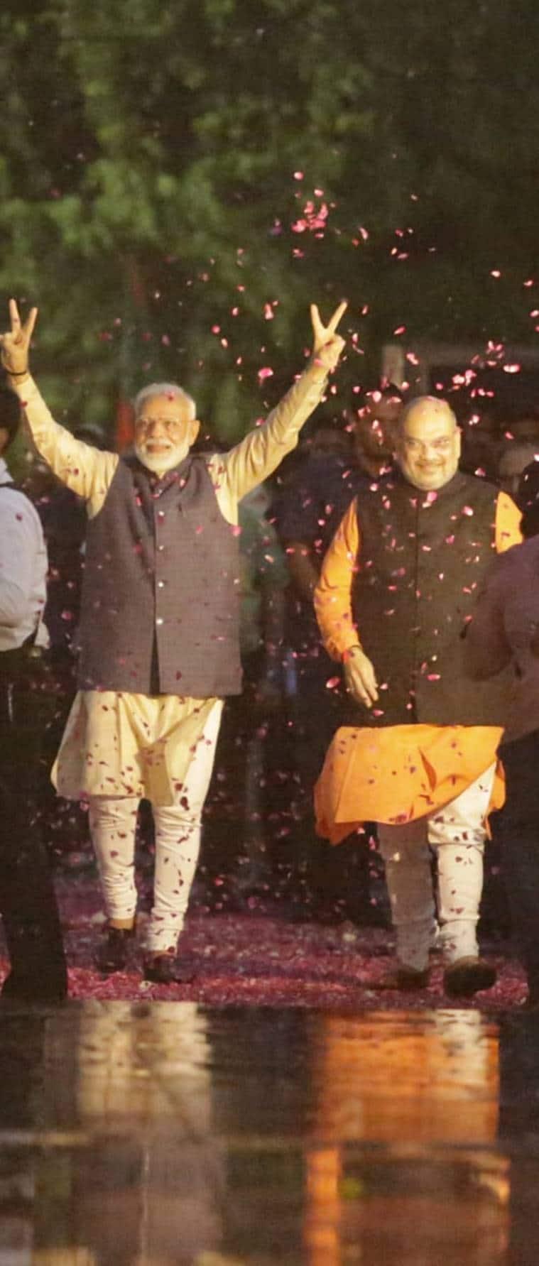 Lok Sabha Election Results 2019: Rise and rise of Prime Minister Narendra Modi