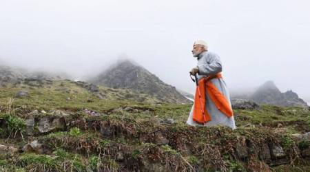 Narendra Modi Kedarnath
