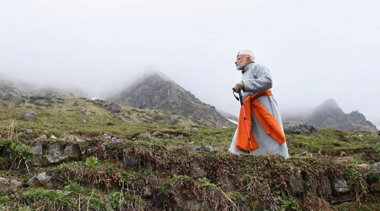 Have a special relationship with Kedarnath PM Modi after meditating