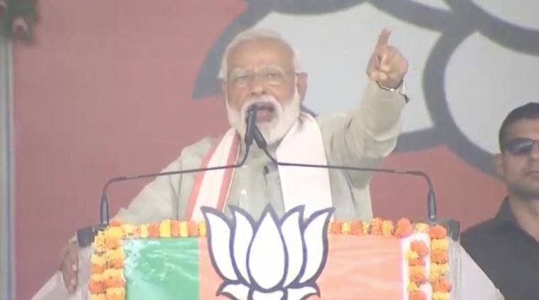 Will jawans take EC's permission before killing terrorists: PM Modi in UP