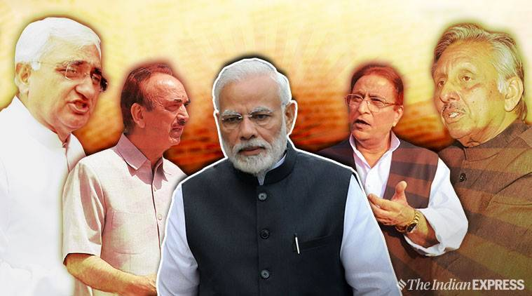Narendra Modi lists 'abuses' hurled on him: Here is who said what about the PM