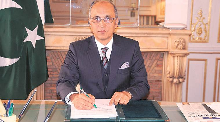 Pakistan names Moin-ul-Haque as new envoy to India