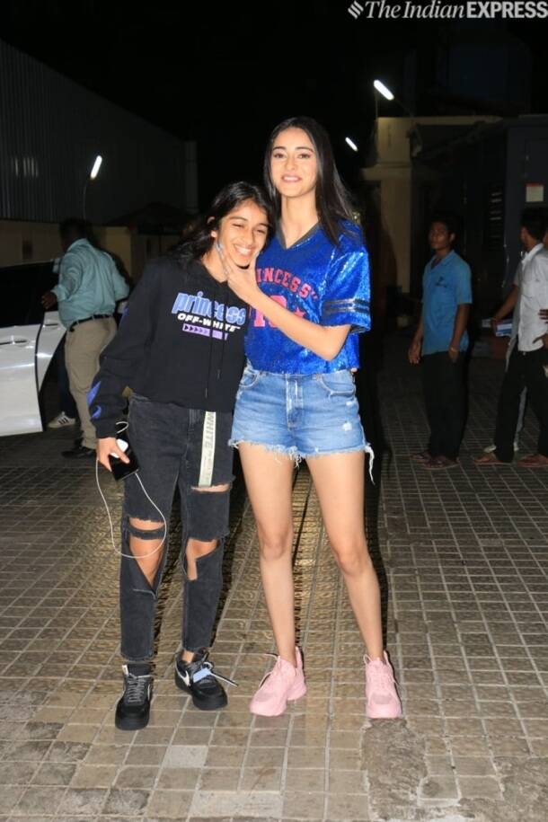 student of the year 2 screening, student of the year 2 screening photos, tiger shroff, ananya panday, tara sutaria, puneet malhotra, remo d souza, jackie shroff, student of the year 2