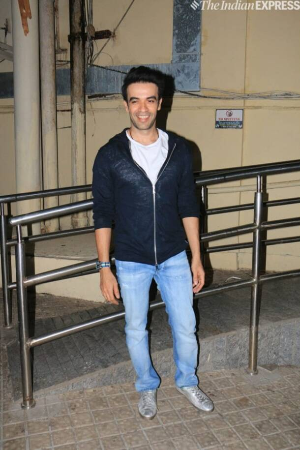 punit malhotra at student of the year 2 screening