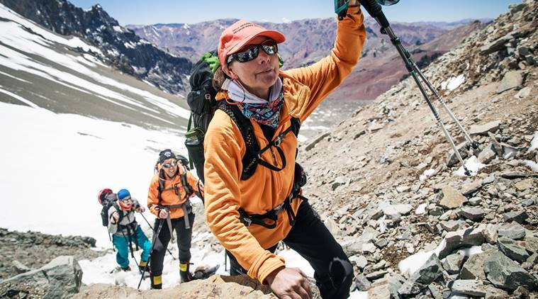 lung cancer, lung cancer mountainer, Himalayas, Aconcagua, Stage four lung cancer