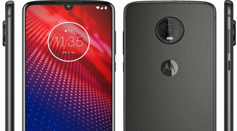 New Moto Z4 Leak Shows A headphone Jack And Moto Mods Support