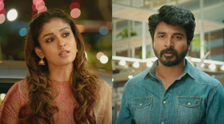 Mr Local Trailer: Sivakarthikeyan and Nayanthara starrer promises to be mass entertainer