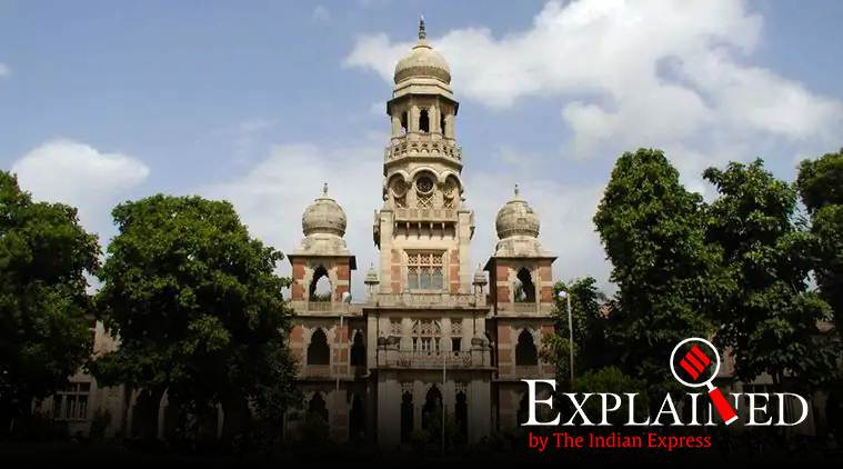 Maharaja Sayajirao University, MS Universtiy, MS university exam racket, exam racket MS University, MS University Gujarat, MS University Vadodara, MS University Baroda, Baroda Univesity, Vadodara University, Indian Express