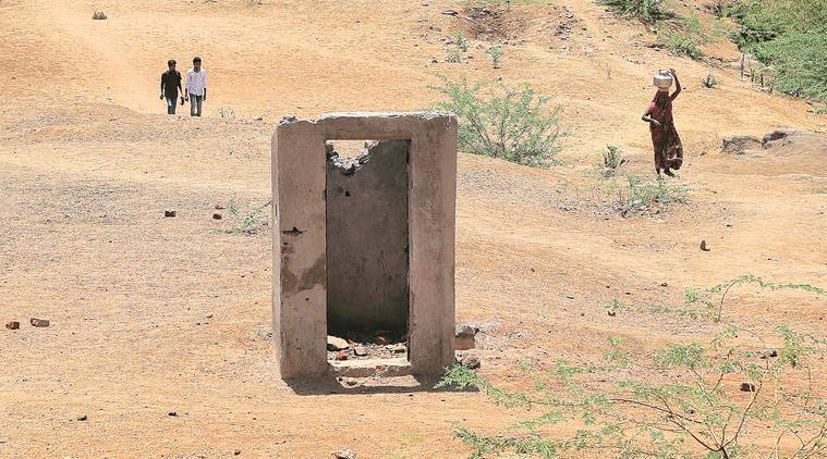 Swachh Bharat toilets in Nandurbar being used for many purposes — except defecation