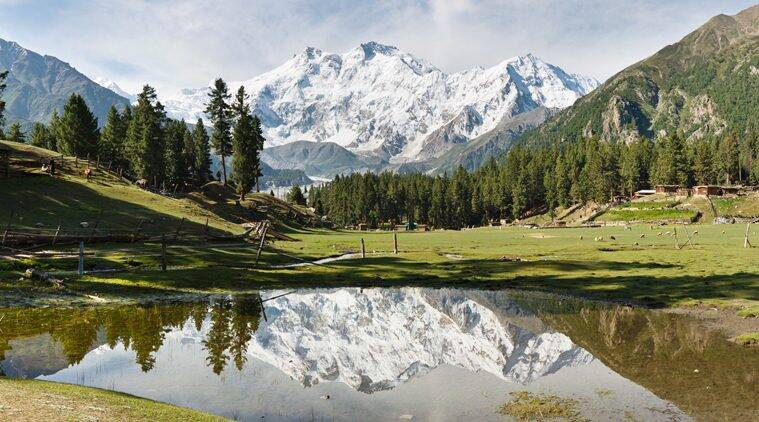 Himalaya parbat, Himalaya range, EIA, Environment Impact Assessment, indian express