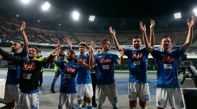 Serie A race for two Champions League spots goes to final day