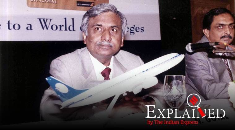 Explained: Look-Out Circular, the notice that (apparently) grounded former Jet boss Naresh Goyal