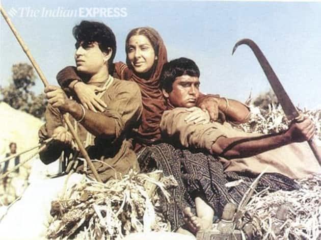 Nargis Mother India