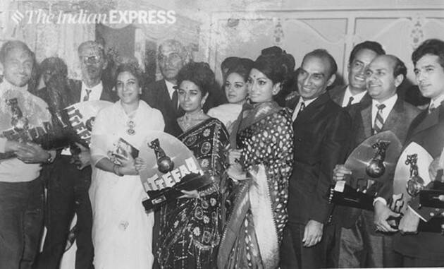 Nargis old photos