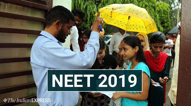 neet, neet 2019, neet exam, neet 2019, neet exam 2019 news, neet news, neet admit card, neet exam analysis, neet 2019 exam analysis, neet 2019 exam news, nta neet