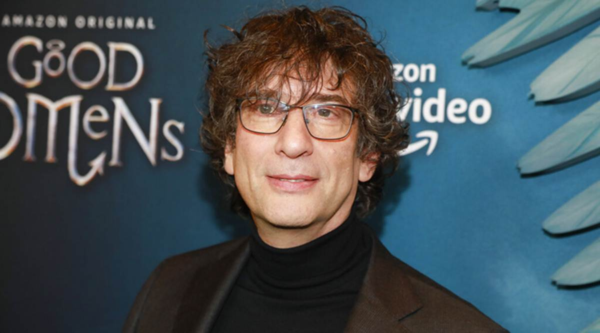 Neil Gaiman photos