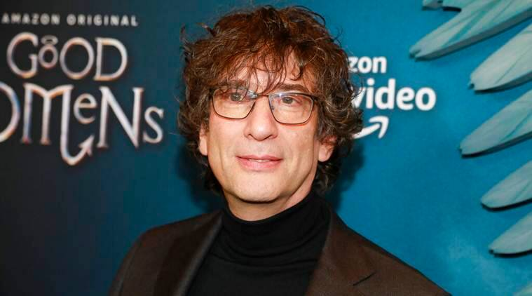 neil gaiman, neil gaiman books, good omen, the sandman, the sandman netflix, good omen, gaiman books, indian express, indian express news, webseries, good omen web series