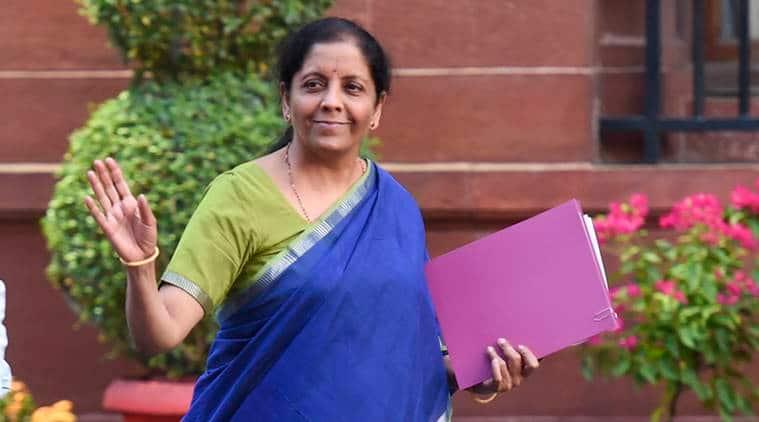 nirmala sitharaman, finance minister nirmala sitharaman, budget, budget 2019, union budget, nirmala sitharaman on union budget